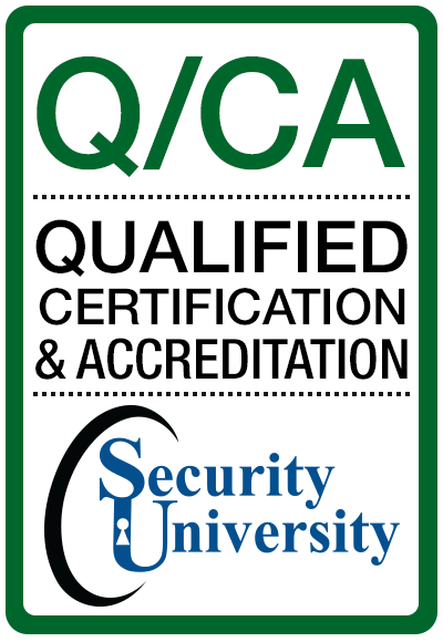 Q/CA Qualified Certification & Accreditation