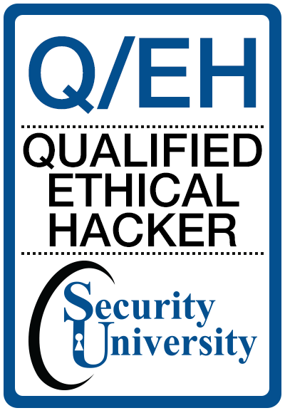 Security University - Qualified Ethical Hacker, IS Cyber